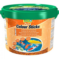 TetraPond Colour Sticks 10л
